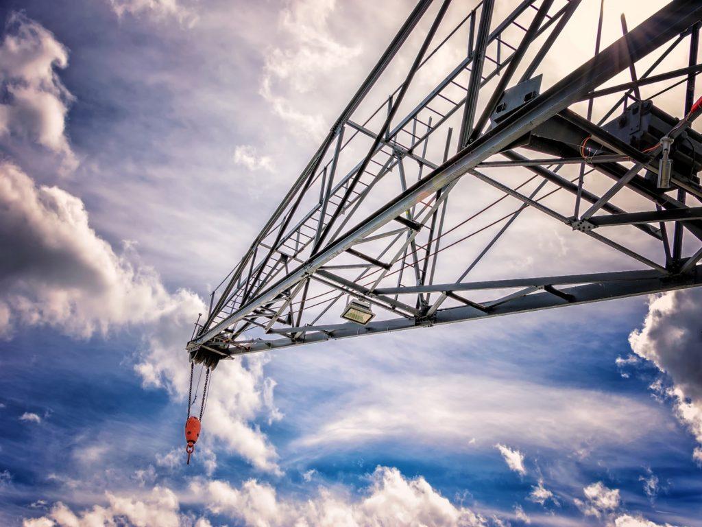 mezzi operativi per la posa di ponti